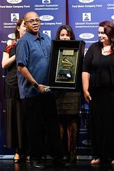 Official Grammy Award presented to PRP Band