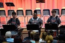 """PRP """"PULSE"""" Percussion Ensemble"""