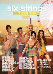 Summer Nights Concert Poster