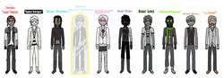 Glitches: Glitches Main Cast