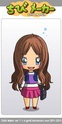 Rainbow/Elizabeth ''Bow/Ellie-Beth'' Spike
