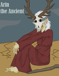 Based OCs: Arin the Ancient