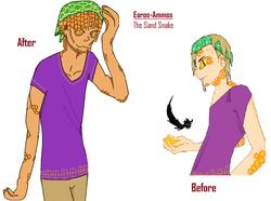 Based Redoes: Khaci the Eoros-Ammos