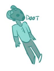 Doot (digital doodle)