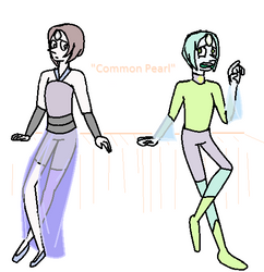 "SU: remember the ""common pearl"" theory"