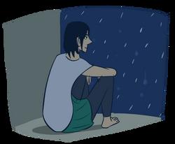 enter the rain cube (digital)