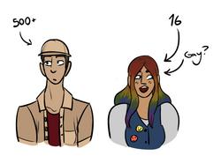 ah yes the ultimate crack ship (al digi doodles)