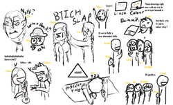 Kor did more doodles.