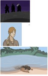 some story doodles (all digi doodles)