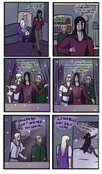 Quicki mage comic (quick digital comic)
