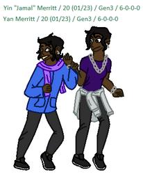 TDST: Yin&Yan Ref