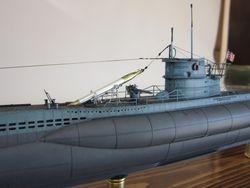 U-boat VII C U-564   1/144 scale