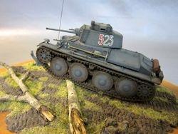Panzer 38 ausf E/F