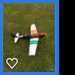 Foamex plane