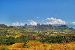 Etiopijiska visoravan