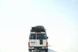 put ka nevidljivom horizontu - Danakil Etiopija