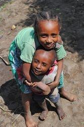 Etijopska deca