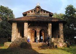 Debre Birhan Selassie manastir u Gondaru