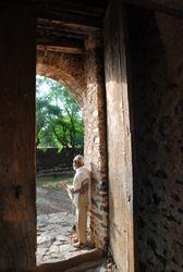 Kapije Debre Birhan Selassie manastira