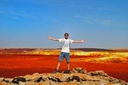 Danakil Etiopija