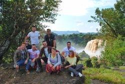 CompanionSi na vodopadima Plavog Nila
