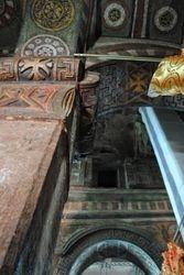 dekorativni elementi manastira u Lalibeli ¿ Etiopija