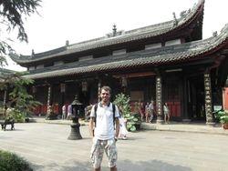 Venshu hram - Chengdu
