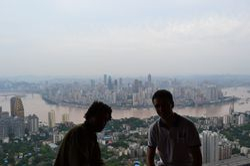 Chongqing i reka JangCenJang
