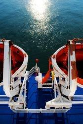 ferry isplovljavanje u svitanje