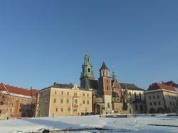 Wawel zamak - Krakow