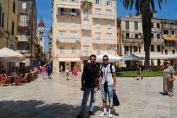CompanionSi na Krfu