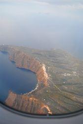 svitanje nad Santorinijem