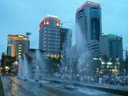 Chengdu - centralni trg