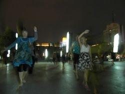 Ulicni Ples - zajednicki cinilac za celu Kinu