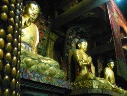 rekonstruisan hram u Leshan-u
