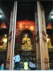 Budisticki hram - L(e)shan