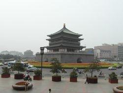 Xi'an - centralni trg