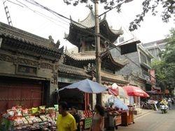 kineski (muslimanski) minaret