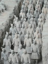 Terakota vojnici - Xi'an