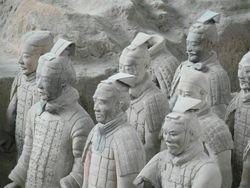 Terracotta Warriors - Xi'an