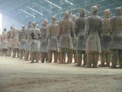 Terracotta Warriors - Kina