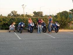 Bike Night At Bill Batemans 7-12-11