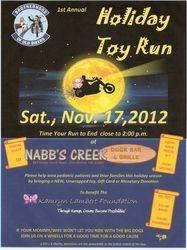 1st Annual Toy Run