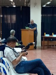 Anthony John Balisi, Director I, NBDB