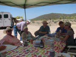 Katrina, Dan, Sandy, Shannon, Kathy, Loralea