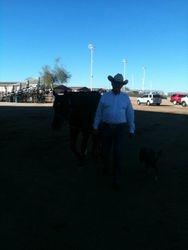 Rob Pinckard and Justa Arizona Cowboy