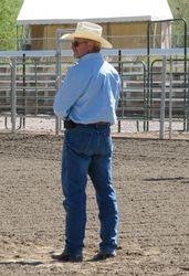 Ralph Woellmer, our ring steward
