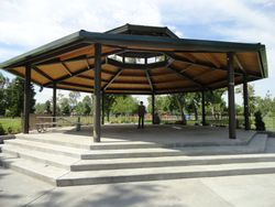 The Gazebo at South Park