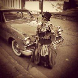 me and my Studebaker