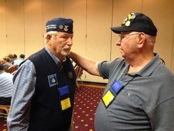 Steve Petersen & Ed Floyd